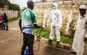 Ebola kills 8.000 people in 2014