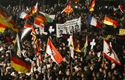 Pegida uses terrorist attacks to grow their anti-Islam movement