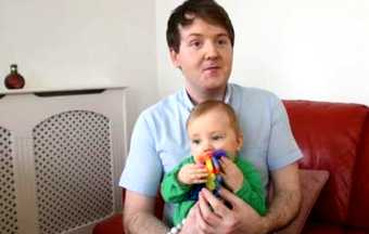 Mother became a surrogate for single gay son