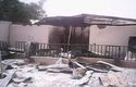 Pastor's daughter died as arsonist set Nigerian church ablaze