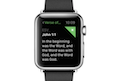 The Apple Watch has a Bible