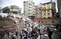 More than 4,000 dead in Nepal earthquake