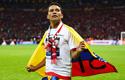 "Europa League hero Bacca: ""I dedicate it to God"""