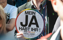 'Same-sex marriage' advocates build momentum in Germany
