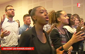 "France TV: ""Who are evangelicals?"""