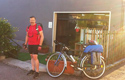 The Pastor-Cyclist's 3,000 Kilometres