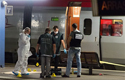 Soldiers help prevent terrorist attack in French high-speed train