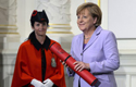 'Courageous Christians with biblical foundations' needed, says Merkel