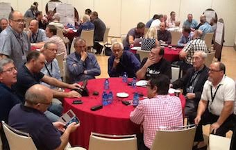 European church planters met in Spain, shared knowledge