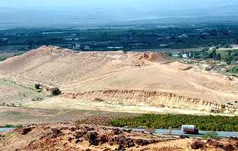 Possible site of ancient Sodom yields more finds