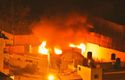 Palestinians firebomb Joseph's Tomb