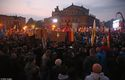 Thousands march in Germany for Pegida´s  anniversary