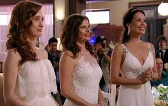 Brazil women legally enter three person civil union