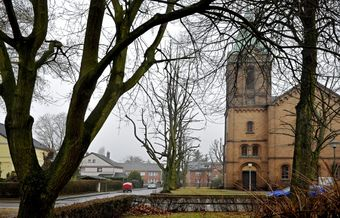 A German Evangelical church to shelter 50 Muslim refugees