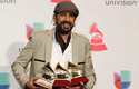 Juan Luis Guerra wins 3 Latin Grammy awards