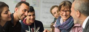 German Diakonie serves 8,000 refugees in Berlin
