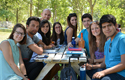 Students in Europe: Friendship is the key to sharing the gospel