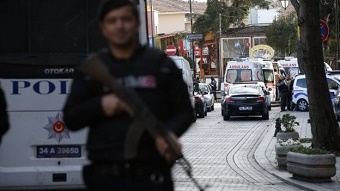 Explosion in Istanbul's touristic district, 10 dead