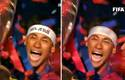 Neymar's '100% Jesus' motto was censored in the Ballon d'Or gala