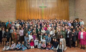 Alicante Baptist Church: 145 years sharing the gospel in Spain