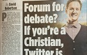 If you're a Christian, Twitter is the new lynch mob