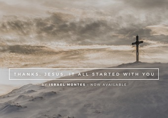 Thank you, Jesus, it all started with you