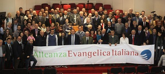 Italian Evangelical Alliance Assembly 2016