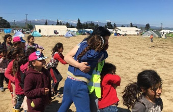 Idomeni: The importance of personal relationships
