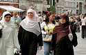 How large is the Muslim population in Europe and how fast is it growing?
