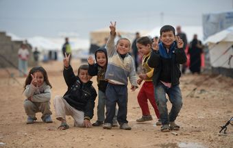 """Children  refugees are dealing with incredibly heavy things"""