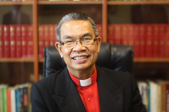 "Efraim Tendero: ""We need to be sensitive towards evangelicals from the Latin side"""