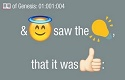 The Bible translated into Emoji