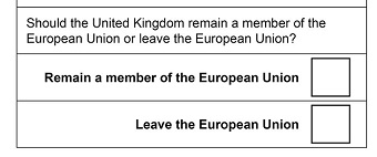 UK-EU referendum on Thursday: 'Pray for wisdom'