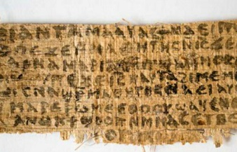 "Harvard discoverer of ""Gospel of Jesus' wife"" admits it is likely  a fake"