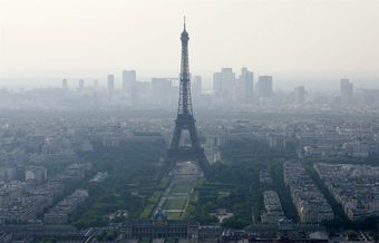 Around 48,000 die in France each year because of air pollution