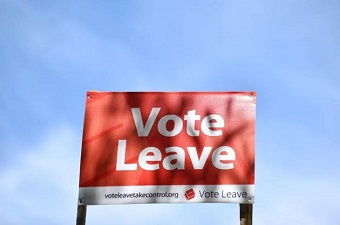 The UK votes to leave the EU: 52% to 48%