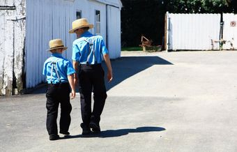 Amish population grows 18% in five years