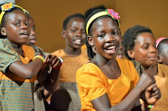 Safari Children's Choir