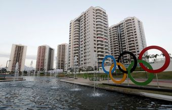 Olympic Village houses a multi-faith center to serve athletes´spiritual needs