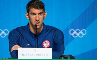 "Phelps found help in ""Purpose Driven Life"""