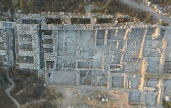 American archaeologists discover King Solomon-era palace