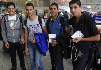 Coptic teenagers sentenced in Egypt for 'defaming Islam' in video flee to Switzerland