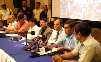 Nicaraguan evangelicals and the government come to an agreement