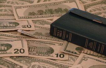 """A study estimates the """"economic value"""" of religion in USA"""