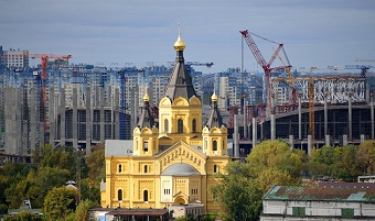 The present climate among Russia's Protestants