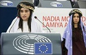 Two Yazidi women receive EU Parliament's Sakharov Prize