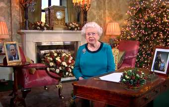 'Jesus guides my life', Queen Elizabeth II says in her Christmas message