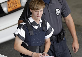 Death sentence for author of Charleston church murders