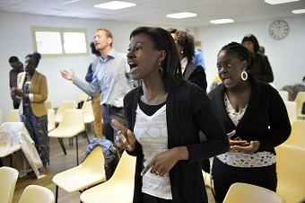 Three new evangelical churches open in France every month