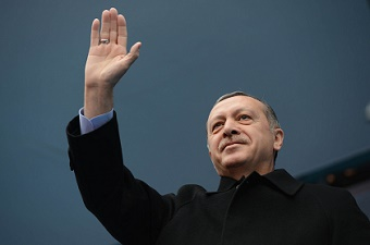 Turkey will give more powers to President Erdogan